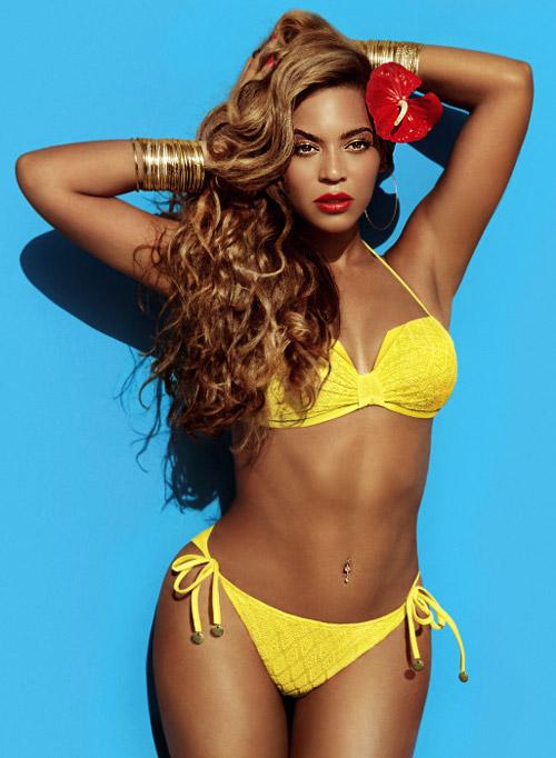 коллекция купальников 2013 Beyonce H&M
