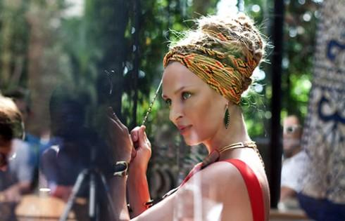 календарь Campari 2014 с Ума Турман