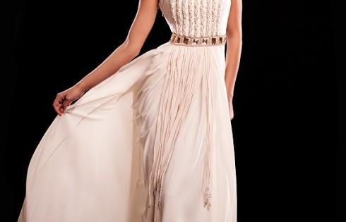 платье греческая богиня на выпускной 2013