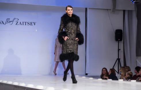 зимняя коллекция одежды Королевская зима Екатерины Хандриковой и Елены Смирновой