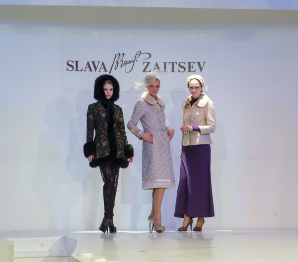 Коллекция модной зимней одежды
