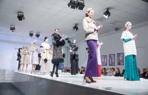 Праздник Моды и Красоты в Доме Моды Славы Зайцева