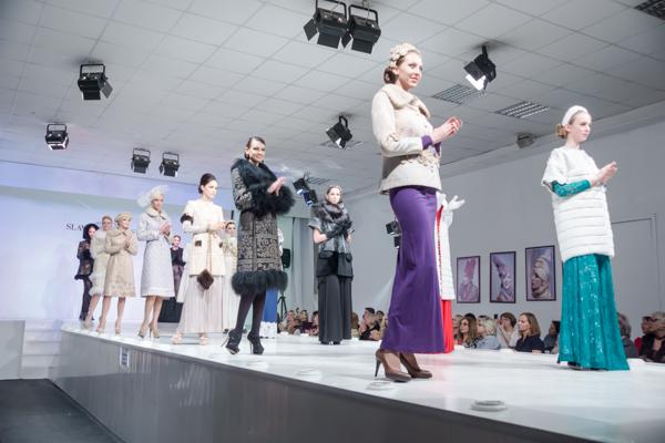 Праздник Моды и Красоты в Театре Моды Славы Зайцева