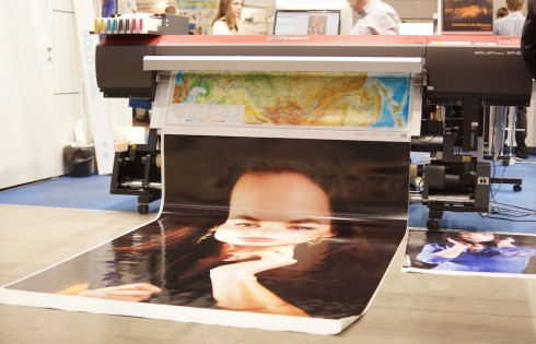 большой принтер