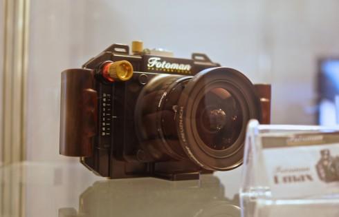 профессинальный фотоаппарат fotoman