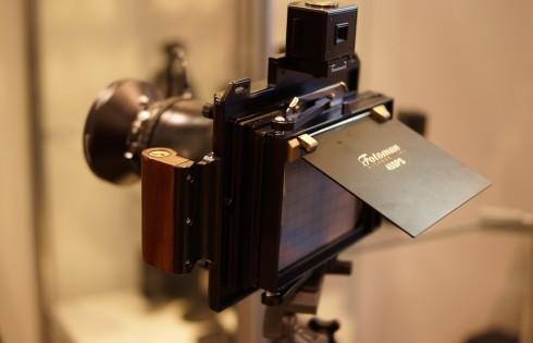студийный фотоаппарат fotoman