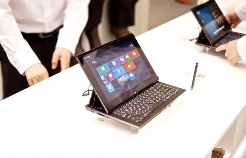 SONY планшет с клавиатурой