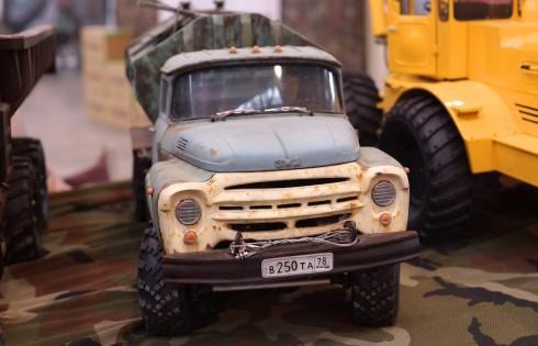 модель ЗиЛ 130