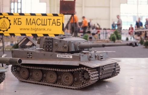 танки радиоуправляемые модели