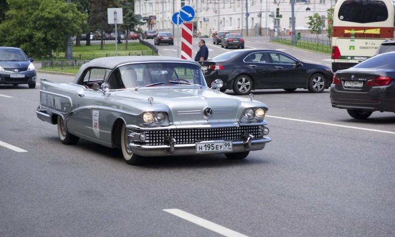 Классическое ралли выходного дня — Classic weekend rally