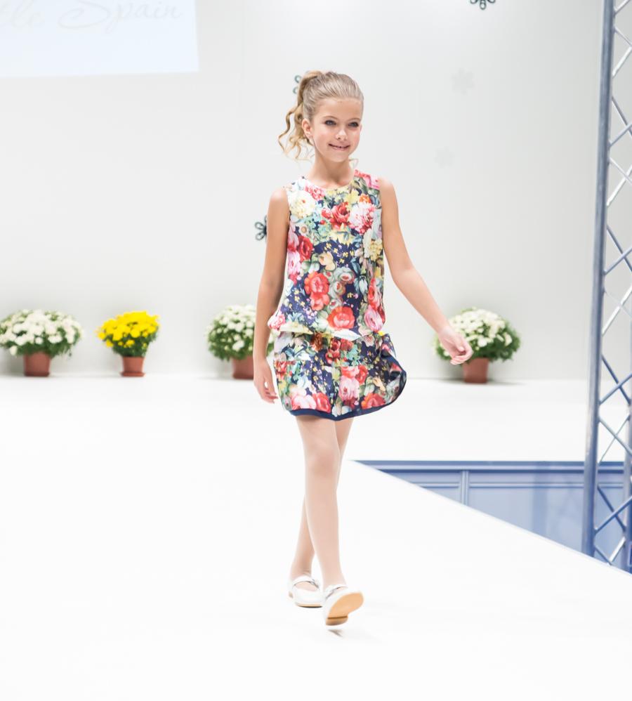 испанская детская одежда