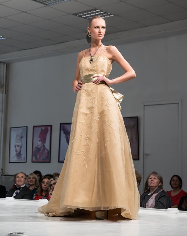 вечернее платье для торжественного приема