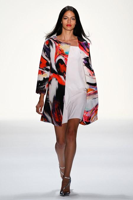 яркое летнее пальто Laurel 2014