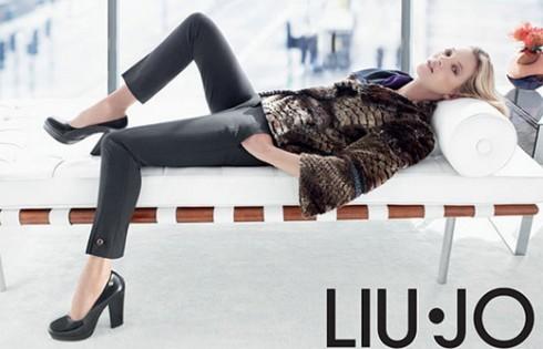 куртка из меха Liu Jo осень-зима 2013-2014