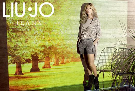 коллекция верхней одежды Liu Jo осень-зима 2013-2014