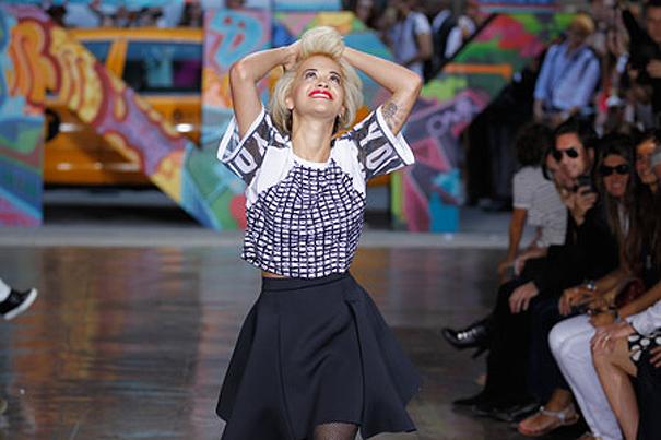 Mercedez-Benz Fashion Week в Нью-Йорке — коллекции весна 2014