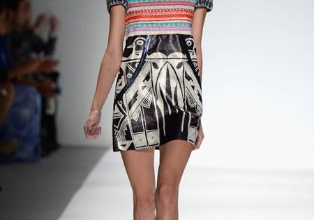 этническое платье коллекция весна 2014