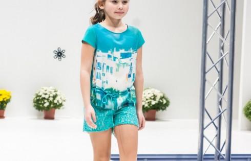 стильная испанская детская одежда