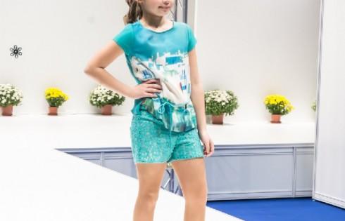 стильная детская одежда из Испании