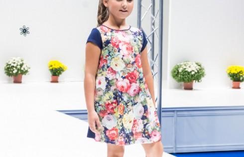 модная детская одежда из Испании