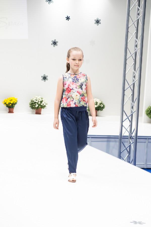 испанская модная детская одежда - My Little Spain