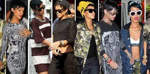 коллекция Rihanna для River Island