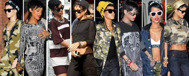 Коллекция женской одежды Рианны (Rihanna) для River Island