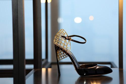 женская обувь Sergio Rossi 2013-2014