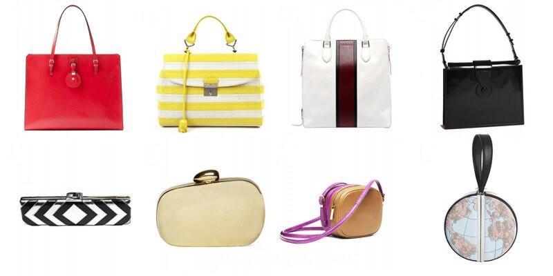 Модные женские сумки сезона весна-лето 2013
