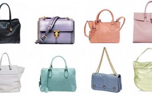 классические женские сумки 2013