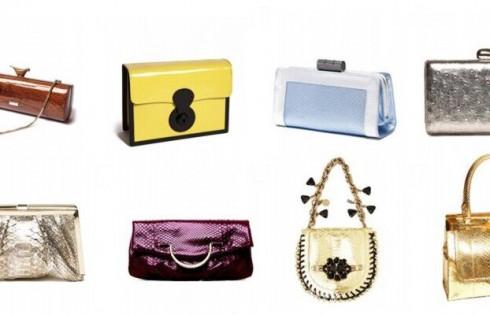 лакированные женские сумки 2013