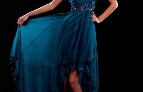 платье на выпускной греческий стиль