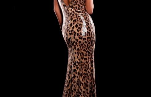 выпускной 2013 платье с открытой спиной