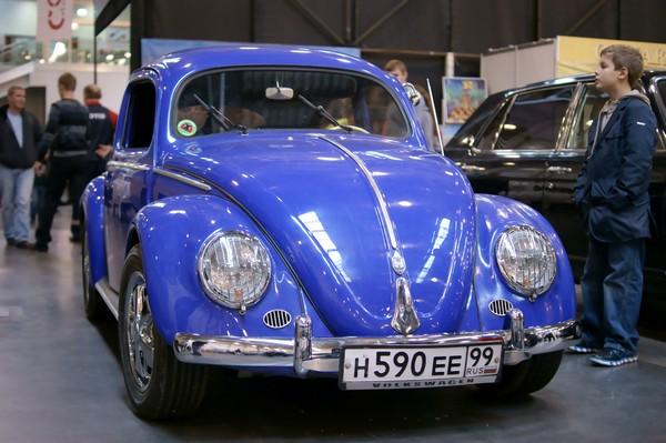Volkswagen kafer – фольсваген старый добрый жук
