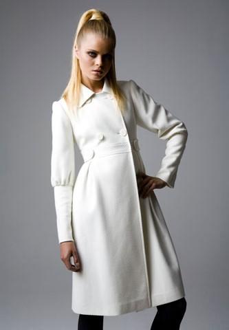 Женское демисезонное пальто 2012-2013