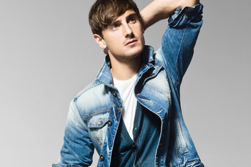 джинсовая куртка 2013 beneton