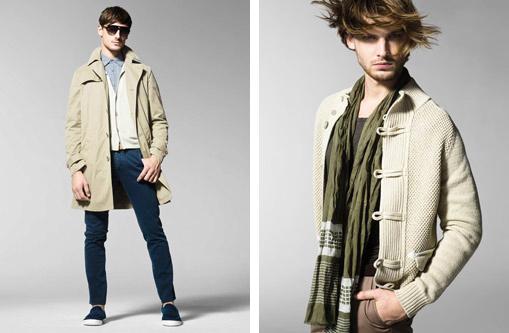 мужская мода 2013 beneton
