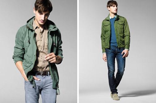 мужские модели 2013 beneton