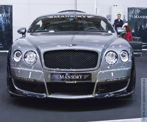 Bentley Continental GT — автомобиль аристократов