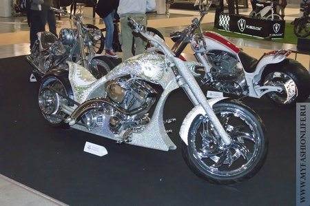 Эксклюзивные мотоциклы – кастом байки