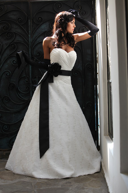 свадебное платье салона Mon-Amour