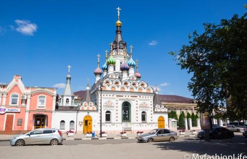 Церковь Утоли мои печали