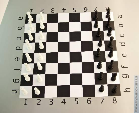 Шахматные фигуры. Век 20-й