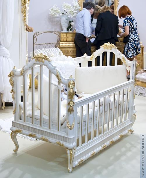 детские итальянские кроватки
