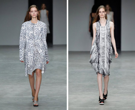 Calvin Klein женская коллекция 2014