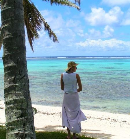 По следам капитана Кука — острова Кука