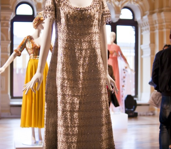 Мода 50 х годов — время женственности
