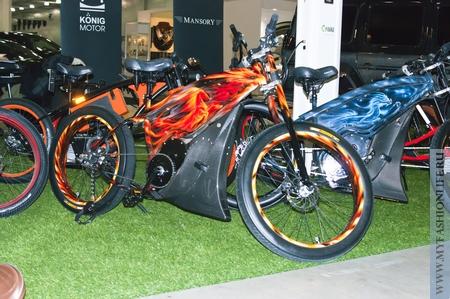 Электровелосипед — настоящий железный конь