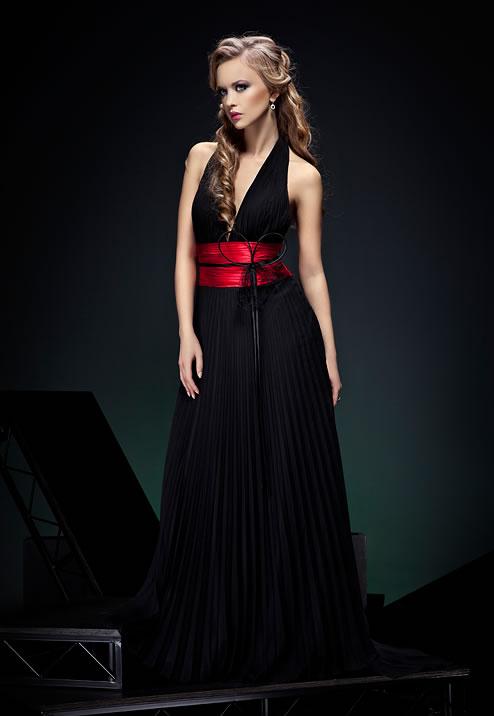 выпускное платье 2013 готика