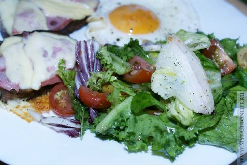 Французский завтрак – легкое начало дня
